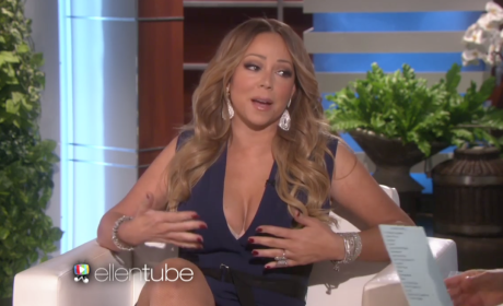 Mariah Carey Announces Las Vegas Residency: Move Over, Britney!