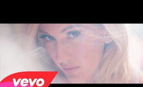 "Ellie Goulding ""Love Me Like You Do"" Video Features New Fifty Shades of Grey Footage: Watch!"