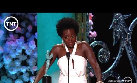 Viola Davis SAG Awards Speech Earns Standing Ovation: Why?