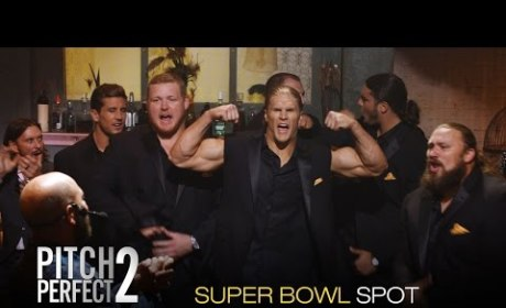 Pitch Perfect 2 Super Bowl Trailer