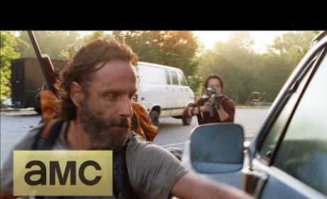 The Walking Dead Sneak Peek: Where to Now?