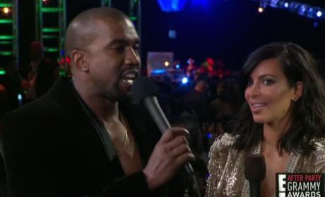 Kanye West Slams the Grammys