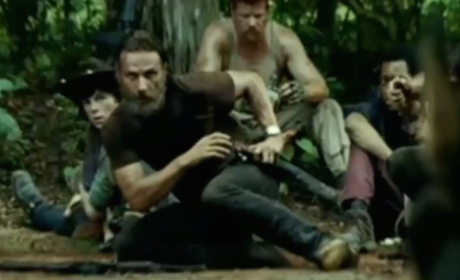 The Walking Dead Season 5 Episode 10 Teaser: Are We There Yet?