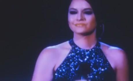 Brooke Axtell Grammy Awards Speech