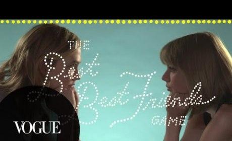 Taylor Swift, Karlie Kloss: Best Best Friend Game