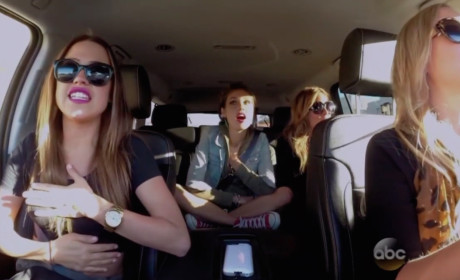 The Bachelor's Girlfriends Check out His Hometown