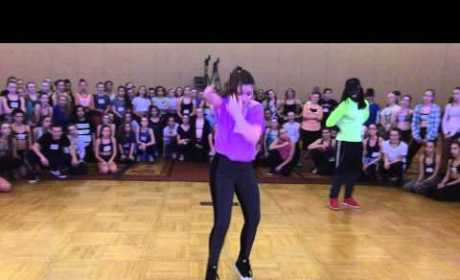 One-Armed Dancer Blows Away the Internet