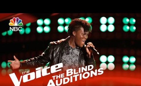 Rob Taylor on The Voice