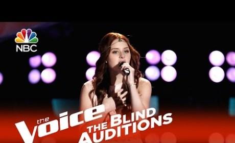 Brooke Adee - Skinny Love (The Voice)
