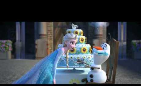 Frozen Fever Trailer: Elsa, Anna and Olaf Are Back!