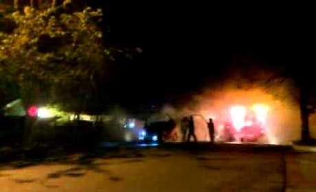 Pimp My Ride Car Bursts Into Flames