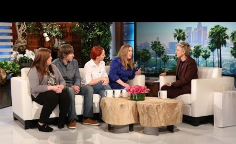 Ellen Gives #TheDress Owners $10,000: Blue and Black Strikes Gold!