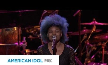 American Idol Performances: Top 8 Women