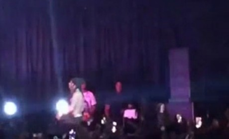 Lil Wayne Throws Mic, Storms Off Stage During Concert: Watch the Video Now!