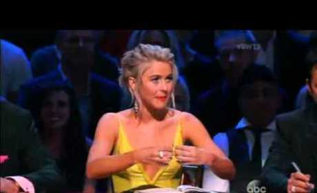 Nastia Liukin & Derek Hough - Dancing With the Stars Season 20 Week 1