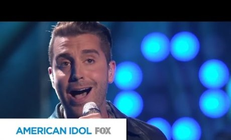 "Nick Fradiani - ""Man in the Mirror"""