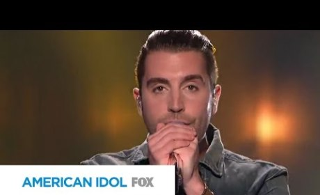 "Nick Fradiani - ""Catch My Breath"""
