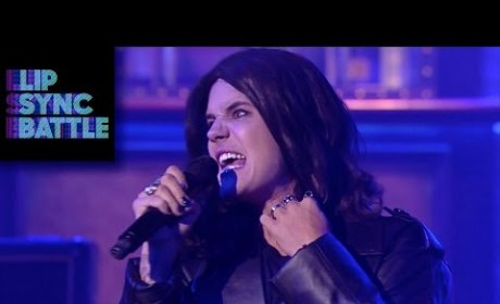 Justin Bieber Dresses in Drag, Engages in Lip Sync Battle