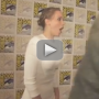 Jennifer Lawrence Fangirls Out, Videobombs Jeff Bridges at Comic-Con