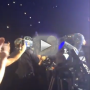 Miley Cyrus Makes Out HARD with Fan in Las Vegas