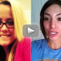 Jenelle Evans Hopes Farrah Abraham Can Get Her Life Together Someday, Just Like Her