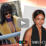 Karrueche Tran Runs From Rihanna in West Hollywood!