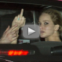 Jennifer Lawrence Engagement Ring Revealed in Paparazzi Flip-Off?