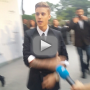 Justin Bieber in Cannes: Swagging, Doing Barbara Palvin