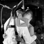 Paralyzed Groom Shocks Bride, Stands for First Dance