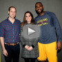 LeBron James Breaks Royal Protocol, Puts Arm Around Kate Middleton: Watch the Video!