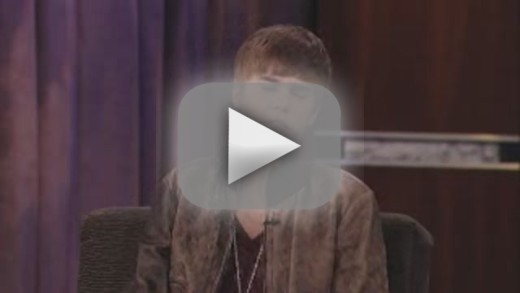 Justin Bieber on Jimmy Kimmel Live: Interview