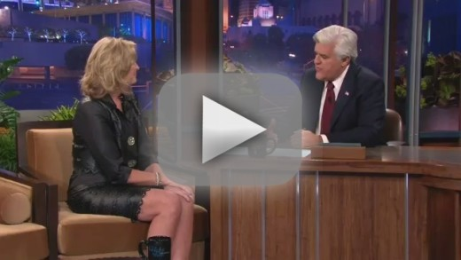 Ann Romney Tonight Show Clip - Mormon POTUS