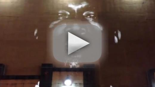 Kanye West Projects &quot;New Slaves&quot; Music Video on Buildings Around the World