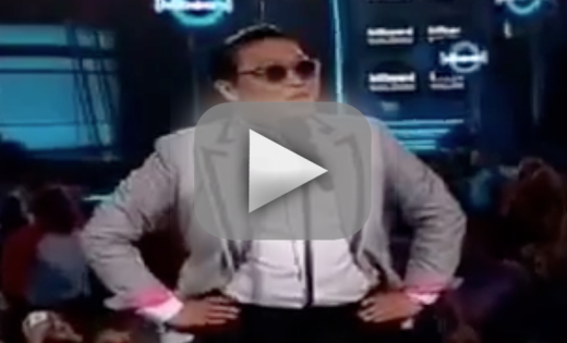 PSY vs. Tracy Morgan: &quot;Gentleman&quot; Dance-Off!