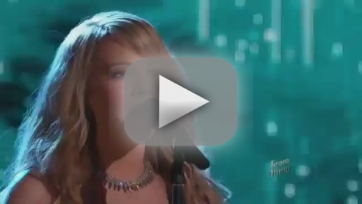 Amber Carrington - Breakaway (The Voice Top 10)