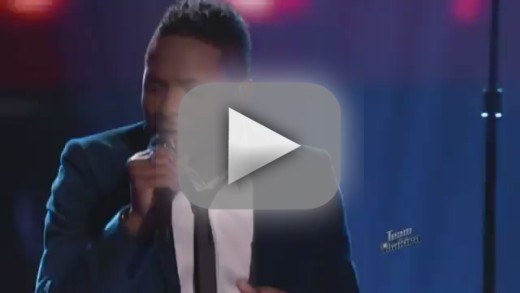 Kris Thomas - Adorn (The Voice Top 10)