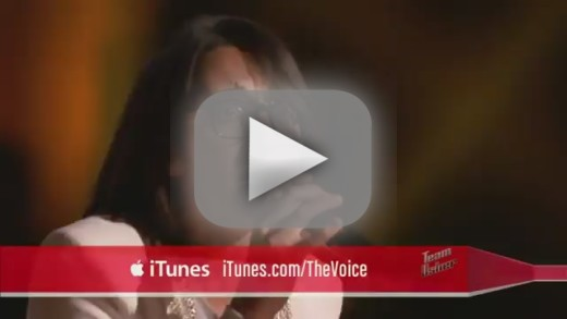 Michelle Chamuel - Just Give Me a Reason The Voice Top 10)
