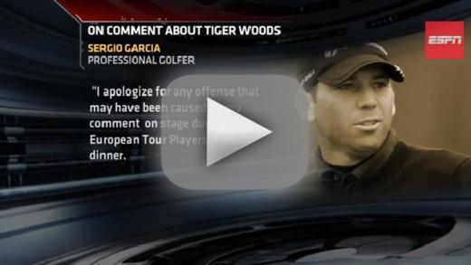Fried Chicken Jokes: Sergio Garcia Makes Fried Chicken Joke About Tiger Woods