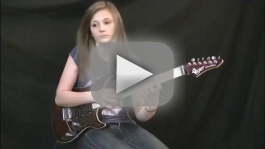 Van Halen Eruption Guitar Cover