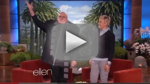 Steve Carell Interviewed as Gru