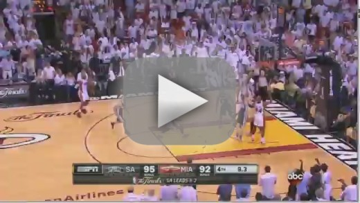 Ray Allen and LeBron James Bail Out Heat, Force NBA Finals Game 7