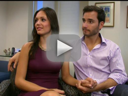 Desiree Hartsock and Chris Siegfried E! Interview
