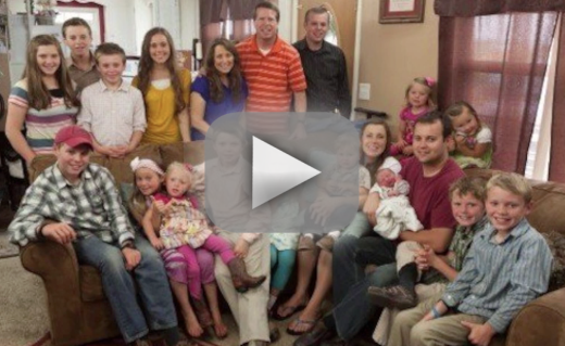 Michelle and Jim Bob Duggar: STILL Trying For 20th Baby! - The ...
