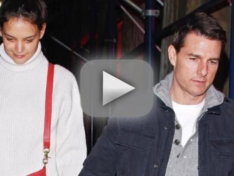 Tom Cruise: Katie Holmes Divorced Me Because of ... Katie Holmes Divorce