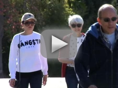 Amanda Bynes Steps Out With Parents Following Rehab Release