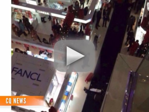 Man Jumps To Death During Girlfriends Shopping Spree