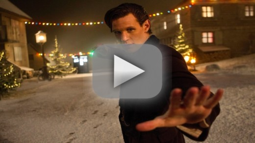 Doctor Who Christmas Trailer: Goodbye, Matt Smith