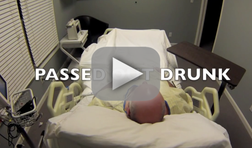 Drunk Driver Pranked, Made to Believe He's Been in Coma for 10 Years