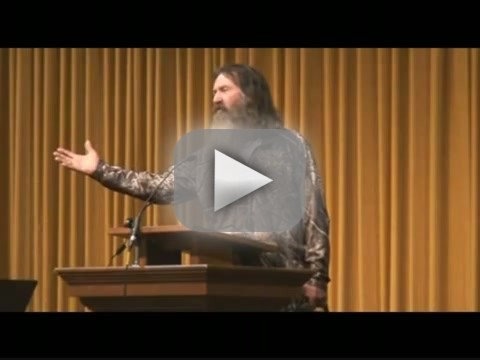 phil robertson in easter sermon duck dynasty s robertson goes anti gay