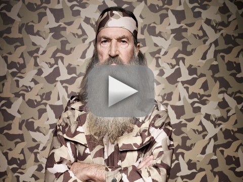 phil robertson breaks silence on anti gay controversy Phil Robertson
